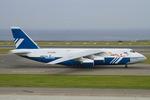 Scotchさんが、中部国際空港で撮影したポレット・エアラインズ An-124-100 Ruslanの航空フォト(飛行機 写真・画像)