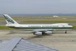 Scotchさんが、中部国際空港で撮影したエバーグリーン航空 747-230B(SF)の航空フォト(写真)