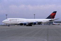 md11jbirdさんが、中部国際空港で撮影したデルタ航空 747-451の航空フォト(飛行機 写真・画像)