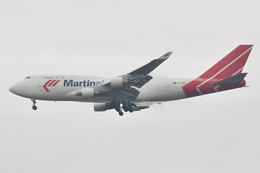 ぶる~すかい。さんが、成田国際空港で撮影したマーティンエアー 747-412(BCF)の航空フォト(飛行機 写真・画像)