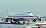 シグナス01さんが、羽田空港で撮影した日本航空 747SR-46の航空フォト(写真)