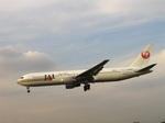 aquaさんが、伊丹空港で撮影した日本航空 767-346の航空フォト(飛行機 写真・画像)
