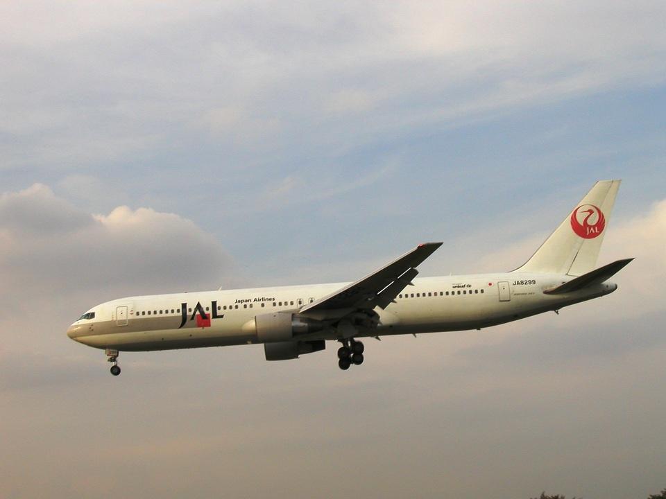 aquaさんの日本航空 Boeing 767-300 (JA8299) 航空フォト