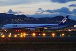 Kuuさんが、伊丹空港で撮影した全日空 777-381の航空フォト(飛行機 写真・画像)