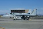 Scotchさんが、ファロン海軍航空ステーションで撮影したアメリカ海兵隊 F/A-18C Hornetの航空フォト(写真)