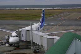 meijeanさんが、稚内空港で撮影したエアーニッポン A320-211の航空フォト(飛行機 写真・画像)
