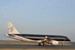 snow_shinさんが、北九州空港で撮影したスターフライヤー A320-214の航空フォト(飛行機 写真・画像)