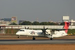 いずみわおさんが、伊丹空港で撮影した日本エアシステム DC-9-41の航空フォト(写真)