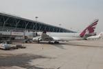 snow_shinさんが、上海浦東国際空港で撮影したカタール航空 A330-203の航空フォト(飛行機 写真・画像)