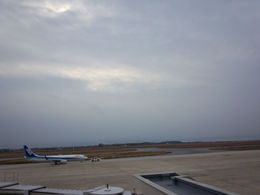 mktさんが、米子空港で撮影した全日空 737-881の航空フォト(飛行機 写真・画像)