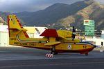 ジェノヴァ・クリストフォロ・コロンボ空港 - Genoa Cristoforo Colombo Airport [GOA/LIMJ]で撮影されたProtezione Civileの航空機写真