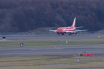 xxxxxzさんが、新千歳空港で撮影したサハリン航空 737-2J8/Advの航空フォト(飛行機 写真・画像)