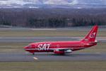 Severemanさんが、新千歳空港で撮影したサハリン航空 737-2J8/Advの航空フォト(写真)