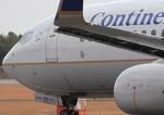 ふじいあきらさんが、広島空港で撮影したコンチネンタル航空 737-824の航空フォト(写真)