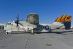 Scotchさんが、ファロン海軍航空ステーションで撮影したアメリカ海軍 C-2A Greyhoundの航空フォト(飛行機 写真・画像)