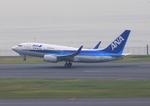 ふじいあきらさんが、羽田空港で撮影した全日空 737-781の航空フォト(飛行機 写真・画像)