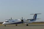 northpower21stさんが、新千歳空港で撮影した全日空 DHC-8-402Q Dash 8の航空フォト(写真)