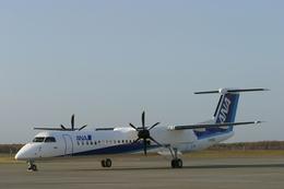 northpower21stさんが、新千歳空港で撮影した全日空 DHC-8-402Q Dash 8の航空フォト(飛行機 写真・画像)