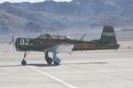 ネリス空軍基地 - Nellis Air Force Base [LSV/KLSV]で撮影された不明の航空機写真