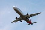 snow_shinさんが、福岡空港で撮影したアシアナ航空 A321-231の航空フォト(飛行機 写真・画像)