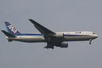 hiko_chunenさんが、成田国際空港で撮影した全日空 767-381/ERの航空フォト(写真)