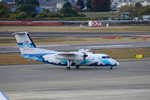 パンダさんが、伊丹空港で撮影した天草エアライン DHC-8-103Q Dash 8の航空フォト(飛行機 写真・画像)