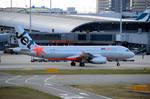 パンダさんが、関西国際空港で撮影したジェットスター・アジア A320-232の航空フォト(写真)