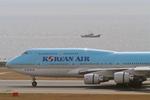 中部国際空港 - Chubu Centrair International Airport [NGO/RJGG]で撮影された大韓航空 - Korean Air [KE/KAL]の航空機写真