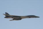 eagletさんが、ネリス空軍基地で撮影したアメリカ空軍 B-1B Lancerの航空フォト(写真)