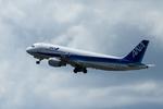 ANDさんが、成田国際空港で撮影した全日空 A320-214の航空フォト(写真)
