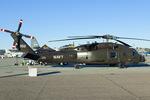 Scotchさんが、ノースアイランド海軍航空ステーション・ハスレーフィールドで撮影したアメリカ海軍 HH-60H (S-70B-5)の航空フォト(写真)