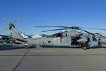 Scotchさんが、ノースアイランド海軍航空ステーション・ハスレーフィールドで撮影したアメリカ海軍 MH-60S Knighthawk (S-70A)の航空フォト(写真)