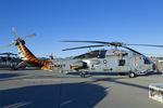 Scotchさんが、ノースアイランド海軍航空ステーション・ハスレーフィールドで撮影したアメリカ海軍 SH-60B Seahawk (S-70B-1)の航空フォト(飛行機 写真・画像)