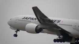 RJFK_rw34さんが、鹿児島空港で撮影した日本航空 777-246の航空フォト(飛行機 写真・画像)
