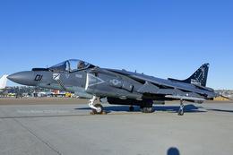 Scotchさんが、ノースアイランド海軍航空ステーション・ハスレーフィールドで撮影したアメリカ海兵隊 AV-8B(R) Harrier II+の航空フォト(飛行機 写真・画像)