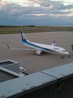 ANA STARALLIANCE 新潟さんが、新潟空港で撮影した全日空 737-881の航空フォト(写真)