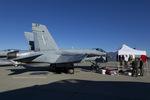 Scotchさんが、ノースアイランド海軍航空ステーション・ハスレーフィールドで撮影したアメリカ海兵隊 F/A-18C Hornetの航空フォト(写真)
