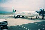 アルコルitmさんが、関西国際空港で撮影したエバー航空 MD-11の航空フォト(写真)