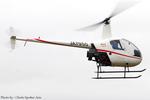 Chofu Spotter Ariaさんが、東京ヘリポートで撮影したエビエーションサービス R22 Betaの航空フォト(飛行機 写真・画像)