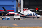 Chofu Spotter Ariaさんが、東京ヘリポートで撮影した日本法人所有 A109SPの航空フォト(写真)