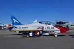 Scotchさんが、ノースアイランド海軍航空ステーション・ハスレーフィールドで撮影したアメリカ海軍 T-45C Goshawkの航空フォト(写真)