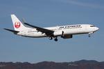 WING_ACEさんが、伊丹空港で撮影したJALエクスプレス 737-846の航空フォト(飛行機 写真・画像)