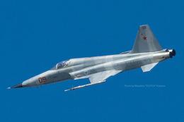 Scotchさんが、ノースアイランド海軍航空ステーション・ハスレーフィールドで撮影したアメリカ海兵隊 F-5N Tiger IIの航空フォト(飛行機 写真・画像)