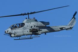 Scotchさんが、ノースアイランド海軍航空ステーション・ハスレーフィールドで撮影したアメリカ海兵隊 AH-1W SuperCobraの航空フォト(飛行機 写真・画像)