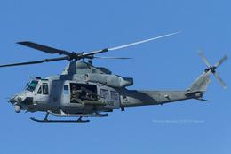 Scotchさんが、ノースアイランド海軍航空ステーション・ハスレーフィールドで撮影したアメリカ海兵隊 UH-1Yの航空フォト(飛行機 写真・画像)