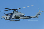 Scotchさんが、ノースアイランド海軍航空ステーション・ハスレーフィールドで撮影したアメリカ海兵隊 AH-1Z Viperの航空フォト(写真)