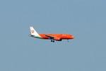 まいけるさんが、スワンナプーム国際空港で撮影したUエアラインズ A320-231の航空フォト(写真)