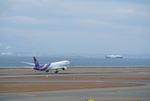 mickeyさんが、中部国際空港で撮影したタイ国際航空 777-3D7の航空フォト(写真)