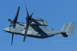 Scotchさんが、ノースアイランド海軍航空ステーション・ハスレーフィールドで撮影したアメリカ海兵隊 MV-22Bの航空フォト(飛行機 写真・画像)