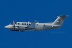 Scotchさんが、ノースアイランド海軍航空ステーション・ハスレーフィールドで撮影したアメリカ海兵隊 UC-12W Super King Air (A200C)の航空フォト(飛行機 写真・画像)